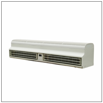 Air Curtain 1509B3D
